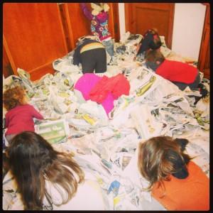 pirineus dormir